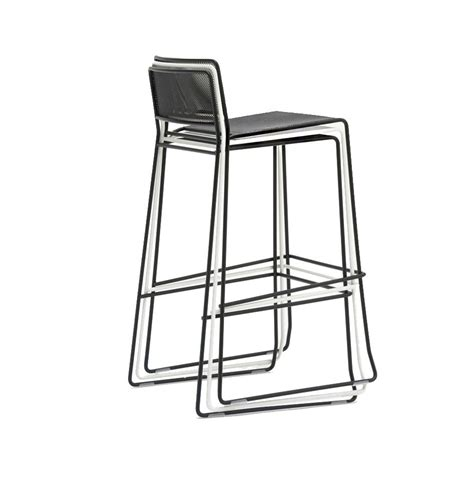 Mesh Bar Stools by Log Mesh Bar Stool