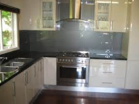 Yellow Splashback Kitchen - kitchen glass splashbacks melbourne matthews glass