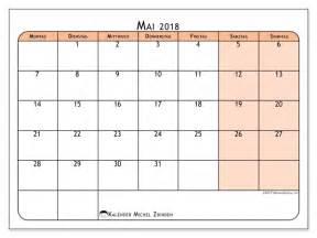 Kalender 2018 Mai Kalender Zum Ausdrucken Mai 2018 Datum Des Monats Schweiz