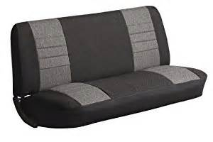 Seat Covers For Bench Seats In Trucks Fia Oe34 Charc Universal Fit Truck Bench Seat