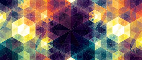 geometric pattern in vision music to your eyes andy gilmore riot rest