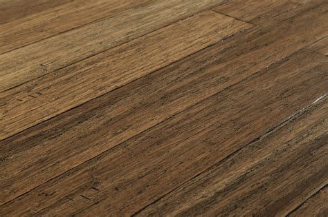 Bamboo Floor L Bamboo Floor L Carbonized 9 16 Quot Solid Strand Woven Bamboo Flooring Contemporary Bamboo