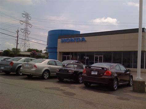 Honda East Cincinnati by Honda East 18 Recensioni Concessionari Auto 529 Ohio