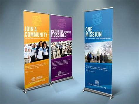 banner design ideas banner design for fight colorectal cancer organization