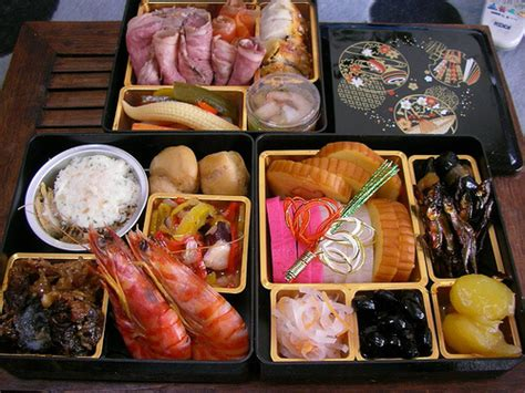 new year food box new year in japan japan trip