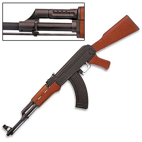 ak fully automatic ak 47 kalashnikov aeg automatic airsoft rifle true swords