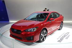 new cars news you can relax a manual 2017 subaru impreza was just