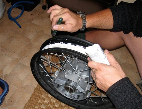 Ditch The And Convert To Tubeless Spoked Wheels