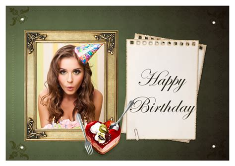 personalized birthday card templates free birthday card templates greeting card builder