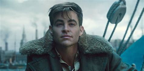 wonder woman actor name 2017 why underrated actor chris pine is suddenly at the top of