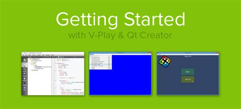 qt tutorial getting started v play 2 8 0 new tutorial sle game app exles