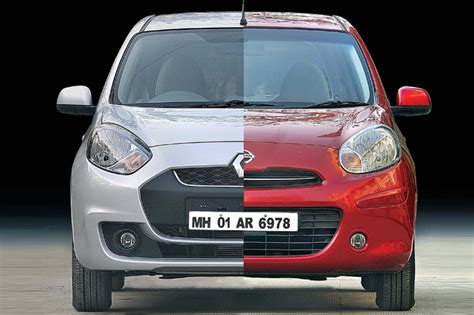 does renault own nissan micra vs pulse does badge engineering really work