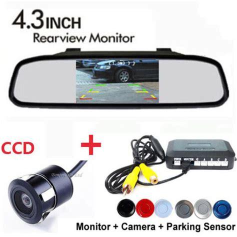 Autochek 3in1 Gcu Multi Monitoring System koorinwoo 3in1 dual cpu 4 parking sensors car waterproof rear view assist