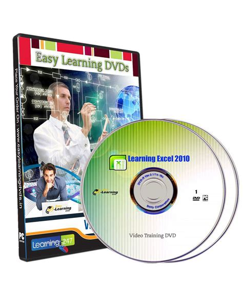 advanced excel 2010 training dvd tutorial video advanced excel 2010 training video tutorial collection of