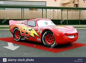 Lighting Mcqueen Car Brand The Real Lightning Mcqueen Cars 2006 Stock Photo Royalty