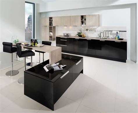 black gloss kitchen ideas black kitchen design country home cream black kitchen