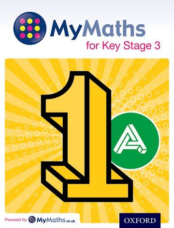 mymaths for key stage mymaths for key stage 3 student book 1a oxford university press