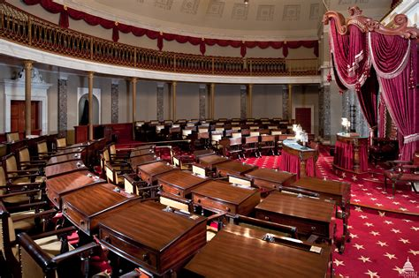 Who Is The Us Of The Interior by Senate Chamber Architect Of The Capitol United