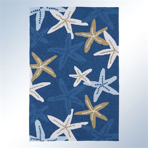 Starfish Outdoor Rug Starfish Area Rug Rugs Ideas