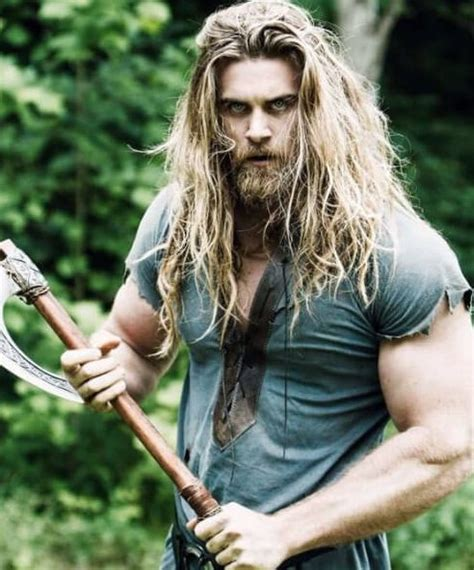 who is short blonde viking on vikings 45 cool and rugged viking hairstyles menhairstylist com