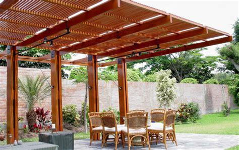 techos de madera para terrazas m 225 s de 50 fotos con ideas de techos de madera para la casa