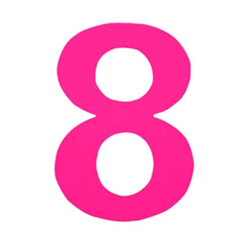 How To Decorate A Patio Shop Houseart 6 In Pink House Number 8 At Lowes Com