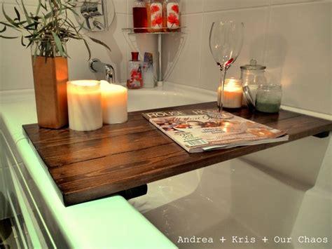 bathtub shelf pin by lauren ashworth on bath pinterest