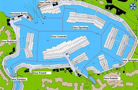 marina porto rotondo posti barca