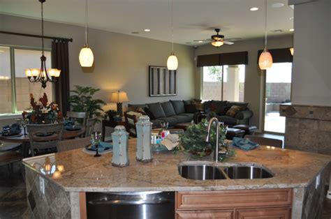 great room design fulton homes