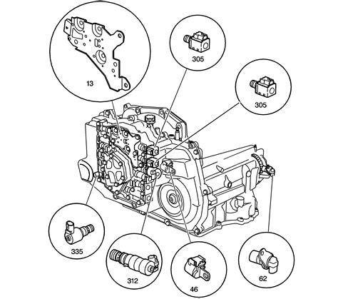 Pontiac G6 Transmission Problems by Wiring Diagram For 2007 Pontiac G6 Get Free Image About
