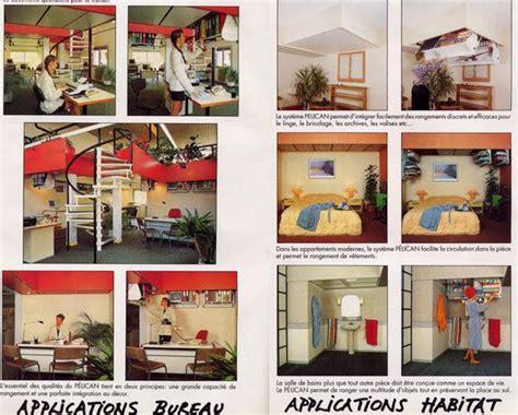Placard Plafond by Placard De Rangements En Faux Plafond