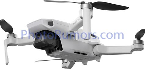 leaked    dji mavic mini drone updated