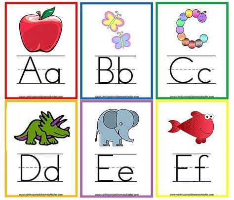 Printable Filipino Alphabet Flash Cards | here are sets of free printable alphabet flashcards for
