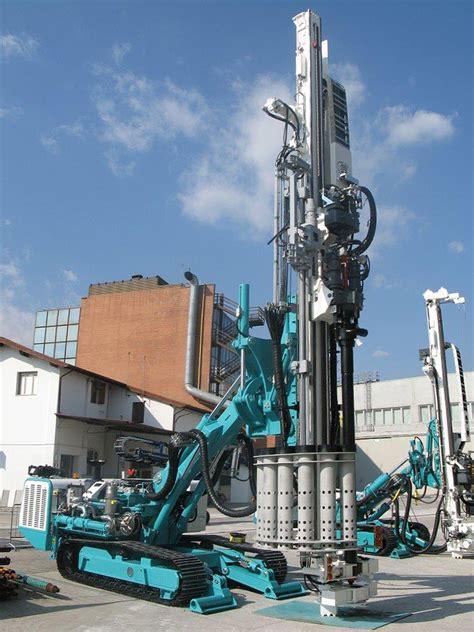 Baut Drilling 50 Mm Pn c7 xp casagrande foundation equipment