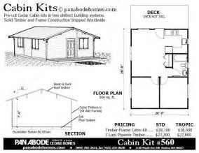 560 sq ft panadobehomes com cabin 560 560 sq ft homes pinterest