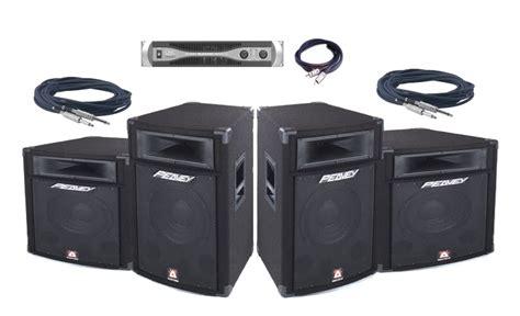 Speaker Untuk Sound System sound system hire edinburgh speakers lifiers mics