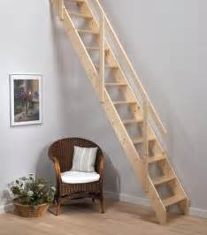 Small Staircase Ideas Dolle Madrid Wooden Space Saving Staircase Kit Loft Stair Loft Centre
