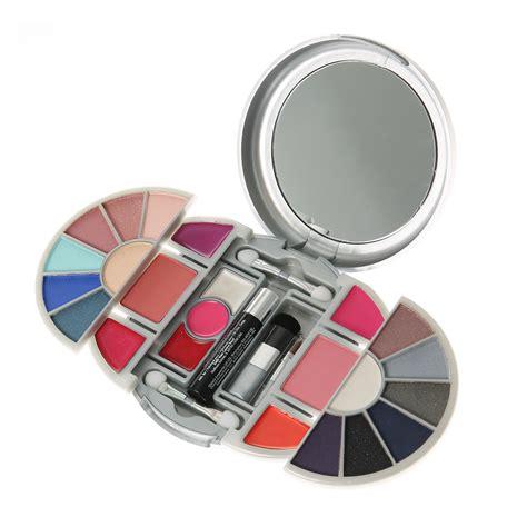 Set Make Up V Asia silver compact mirror makeup set s us
