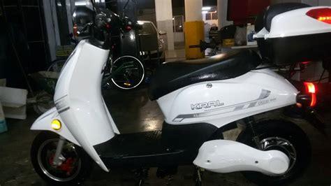 kral elektrikli  el motorsiklet motosiklet hatay