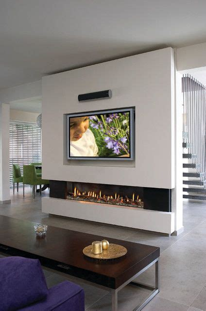 Modern Fireplace With Tv 25 best ideas about modern fireplaces on home tvs fireplace tv wall and modern living