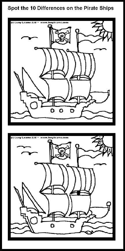 pirate printable activity sheets 1000 images about pirate enrichment activities on