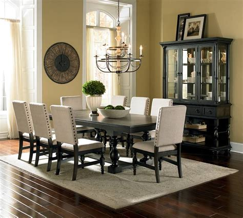 von furniture leona formal dining room set
