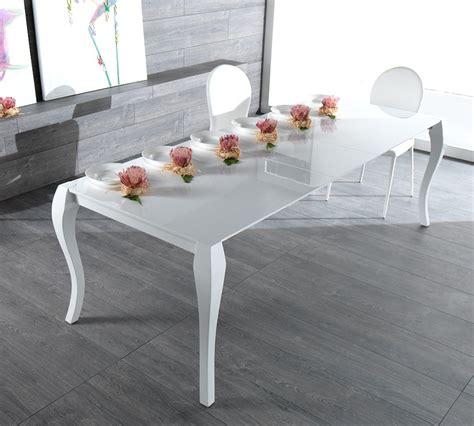 tavolo laccato tavolo laccato doppia allunga produzione tavoli a