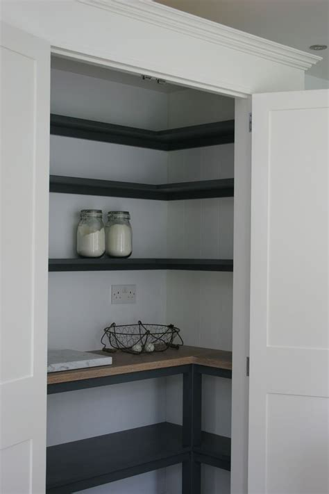 kitchen pantry shelf ideas best 25 pantry shelving ideas on pantry ideas