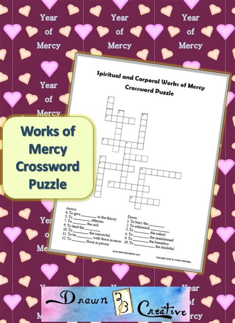 give comfort crossword clue free printables drawn2bcreative