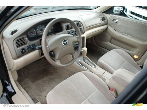 2000 mazda 626 lx interior photo 52579829 gtcarlot