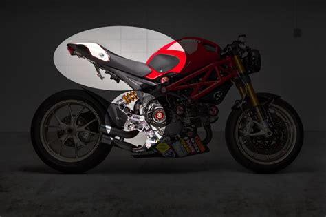 Motorrad Sitzbank Ducati by Sitzbank Ducati Monster Motorrad Bild Idee