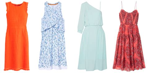 guest dresses for outdoor wedding