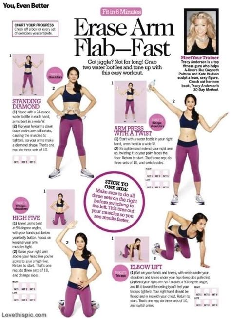 How To Shed Arm by Erase Arm Flab Fast Workout Journey To A Fit