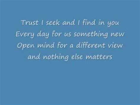 nothing else matters songtext 22 best images about rock on pearl jam diary